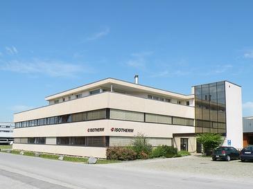 Firmengebäude in Uetendorf